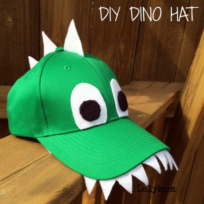diy dinosaur hat   fun crafts kids