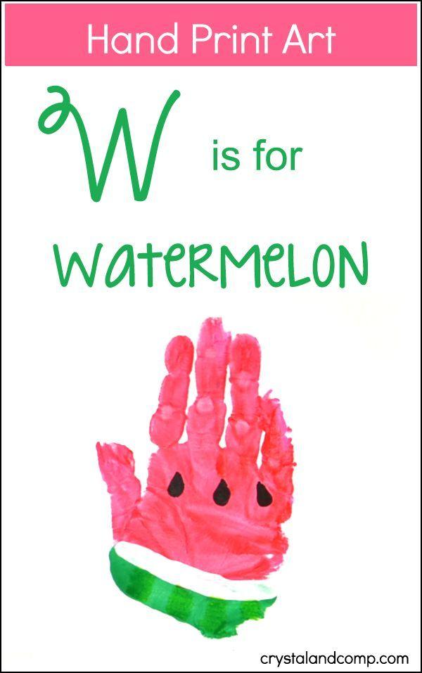 Paper mache watermelon