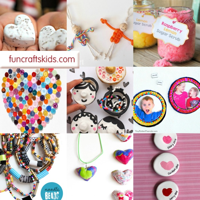 12 gifts kids can make for all occassions fun crafts kids for Useful gifts to make