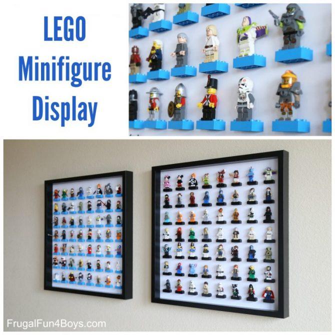 IKEA Hack: DIY LEGO Storage & Display - Fun Crafts Kids